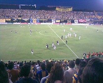 1999 Copa América - Image: Estadio Feliciano Caceres 2010