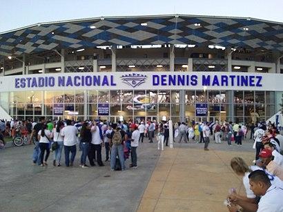 Cómo llegar a Estadio Nacional Dennis Martínez en transporte público - Sobre el lugar
