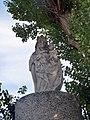 Estatua en Peguerinos.JPG