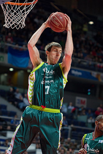 Liga ACB - Fran Vázquez holds the record for most blocks in an ACB game, 12