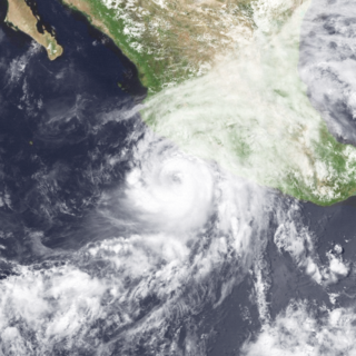 Hurricane Eugene (1987) Category 2 Pacific hurricane in 1987