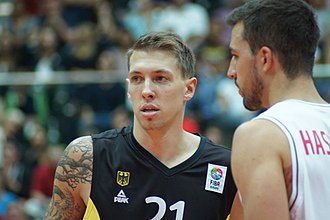 Daniel Theis - Theis with Germany in 2014