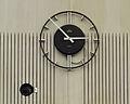 Evangelische Akademie Tutzing - Rotunde - Uhr 001.jpg