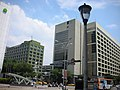 Evergreen Marine Building and Zhi Ching Building 20120515.jpg