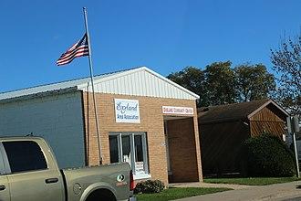 Exeland, Wisconsin - Image: Exeland Wisconsin Community Center