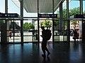 Exiting Klagenfurt Hauptbahnhof.jpg