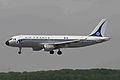 F-GFKJ A320-211 Air France(retro) DUS 26JUN11 (5881886199).jpg