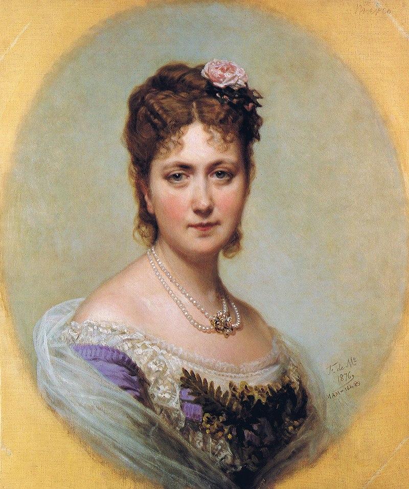 F. de Madrazo - 1876, Elisa Tapia y Parrella (Museo de Jaén, 61 x 57 cm).jpg