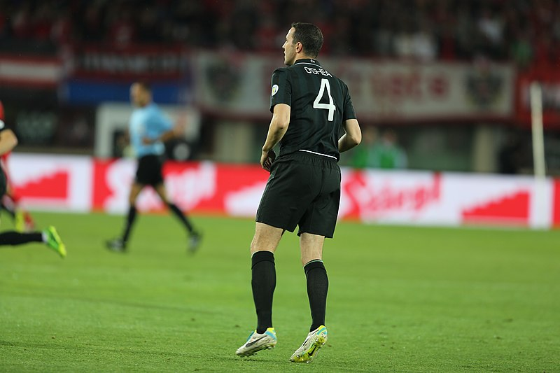 File:FIFA WC-qualification 2014 - Austria vs Ireland 2013-09-10 - John O'Shea 06.JPG