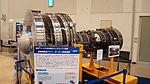 FJR710 Turbofan Engine at Kobe International Conference Center 20150704.JPG