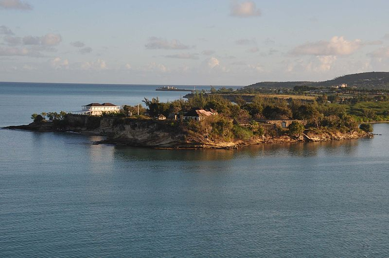 File:FORT JAMES, ST. JOHN'S, ANTIGUA.jpg