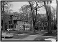 FRONT VIEW - 111 West Kennedy Street (House), Syracuse, Onondaga County, NY HABS NY,34-SYRA,28-1.tif