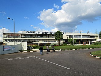 Lilongwe International Airport - Image: FWKI Terminal