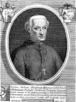 Fabrizio Sceberras Testaferrata - Cardinal Sceberras Testaferrata