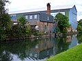 Factory by the River Brent - geograph.org.uk - 2586128.jpg