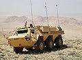 Falcon Sqn FUCHS vehicle in Jordan MOD 45164587.jpg