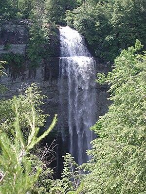 Fall Creek Falls State Park - Image: Fall creek falls 2003