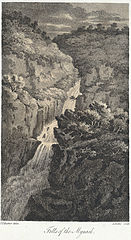 Falls of the Mynach