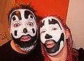Fans wearing makeup as Violent J & Shaggy 2 Dope (5349172401).jpg
