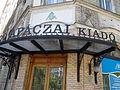Farkas Ödön ház. Apáczai Kiadó. Üvegtető. - Budapest, Palotanegyed, József körút 63.JPG