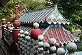 Faux temple roof, Haw Par Villa (14813733003).jpg