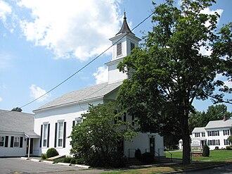 Feeding Hills, Agawam, Massachusetts - Feeding Hills Congregational Church