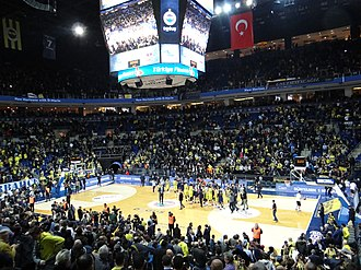 Fenerbahçe Basketball - A home game versus FC Barcelona in the EuroLeague