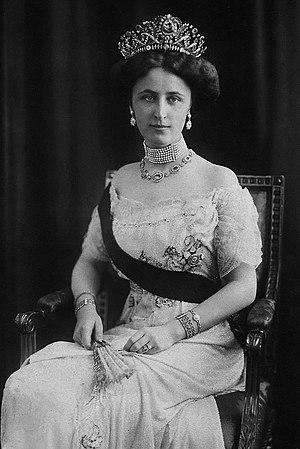 Princess Feodora of Saxe-Meiningen (1890–1972) - Image: Feodora of Saxe Meiningen, grand duchess of Saxe Weimar Eisenach