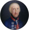 Ferdinand I of the Two Sicilies, miniature2 - Hofburg.png