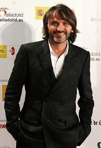 Fernando Tejero - Image: Fernando Tejero Seminci 2012
