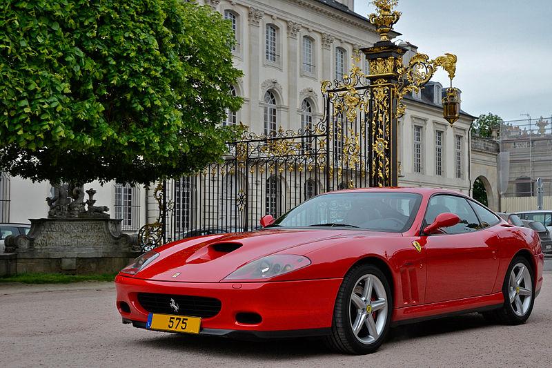 File:Ferrari 575M Maranello - Flickr - Alexandre Prévot (5).jpg
