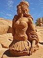 Festival Internacional de esculture em Areia, Amy Winehouse, 23 September 2015.JPG