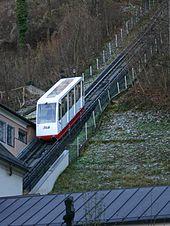 Festungsbahn Salzburg Wikipedia