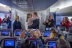 Final 747 Flight and Nuptials (24613937757).jpg