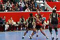 Finale de la coupe de ligue féminine de handball 2013 116.jpg