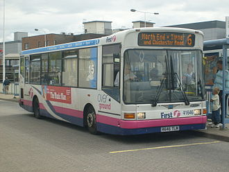 Marshall Capital - A First Hampshire & Dorset Dennis Dart SLF/Marshall Capital