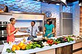 "First Lady Michelle Obama participating in American morning television show, ""Good Morning America"".jpg"