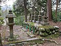 Five Ancient Tombs of Suzukis, Asuke-cho Toyota 2012.jpg