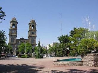 Trinidad, Uruguay - Plaza Constitución in Trinidad
