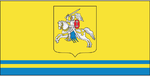 Flag of Vjerhņadzvinska