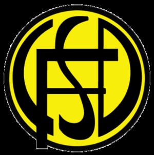 Club Social y Deportivo Flandria - Image: Flandria logo