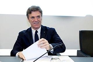 Flavio Cattaneo Italian businessman