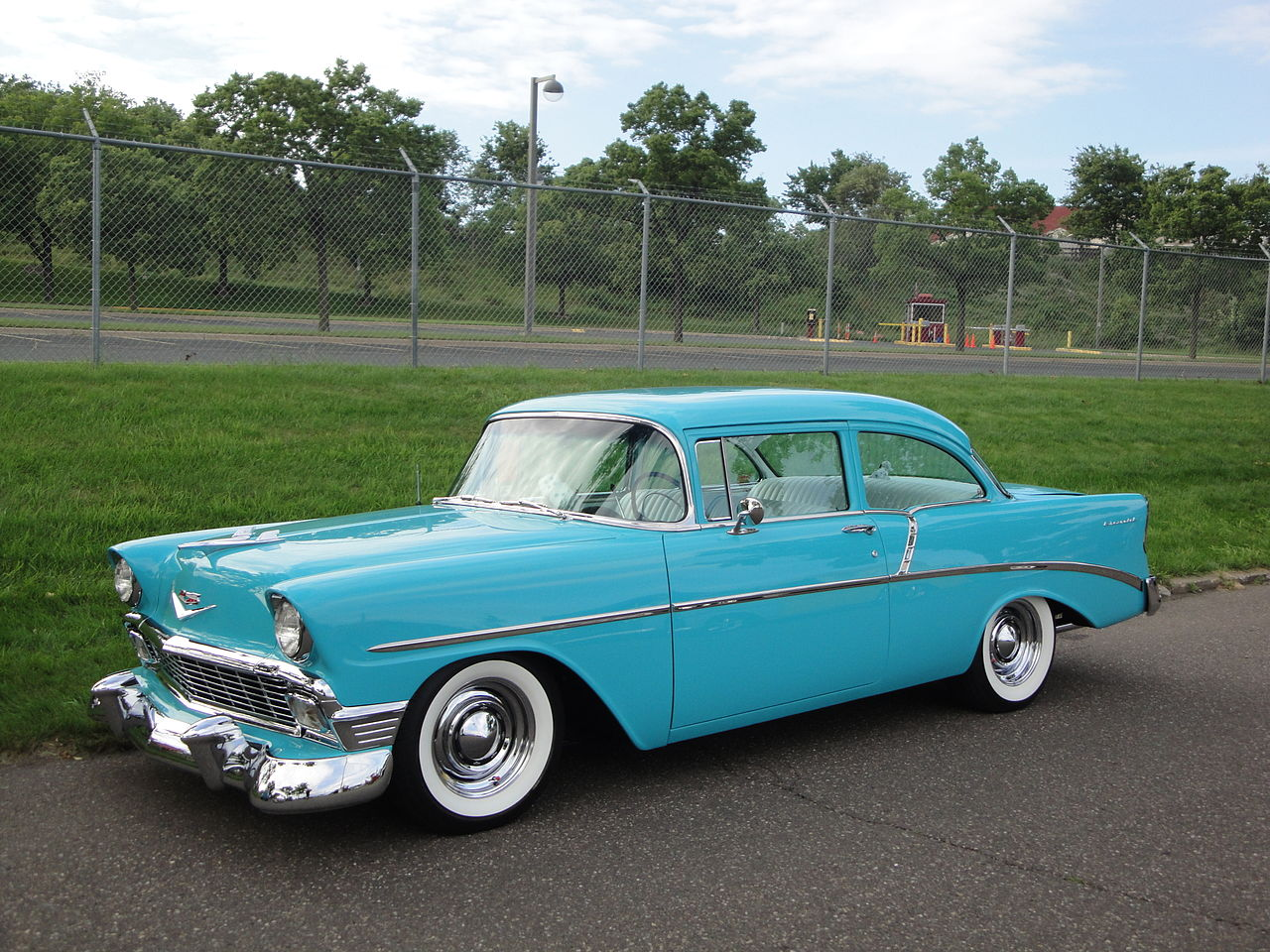 Chevy Belair Project Cars For Sale