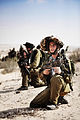 Flickr - Israel Defense Forces - Israeli Paratrooper in the Field at a Brigade Exercise.jpg