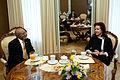 Flickr - Saeima - Saeimas priekšsēdētāja Solvita Āboltiņa tiekas ar Etiopijas vēstnieku.jpg