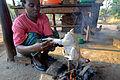 Flickr - ggallice - Preparing the chicken.jpg