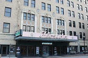 Florida Theatre - Image: Florida Theatre, Jacksonville, FL, U.S. (03)