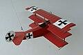 Fokker Dr.I AboveRRear EASM 4Feb2010 (14597308164).jpg