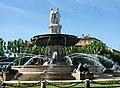 Fontaine de la Rotonde 圓亭噴泉 - panoramio (2).jpg