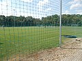 Football field, Wittmann Park, 2017 Mosonmagyaróvár.jpg